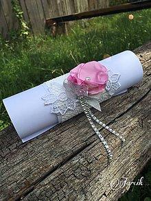 Papiernictvo - Odobierka alebo poďakovanie rodičom - 5623021_