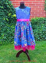 """Detské oblečenie - Šatičky """"La Scala"""". Veľkosť 134. - 5626911_"""