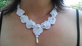 Soutache náhrdelník Nives