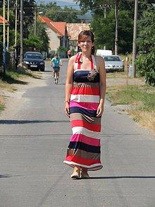 Šaty - Letné šaty - 5628002_