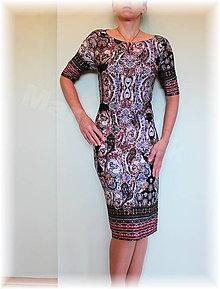 Šaty - šaty vz.283 - 5630932_