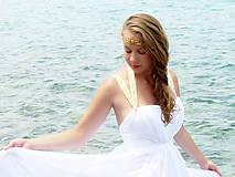 Ozdoby do vlasov - Folk Mermaid - 5630090_