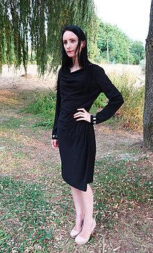 Šaty - Šaty pre elegantné dámy - 5630727_