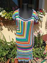 Šaty - Tunikošatky letničky :-) - 5632275_