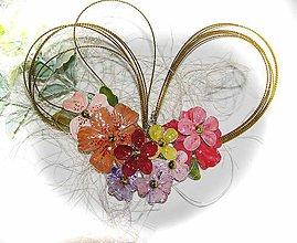 Náhrdelníky - letné...flowers - 5634545_