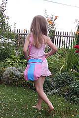 Taška pre deti - Pink ZĽAVA na 10€