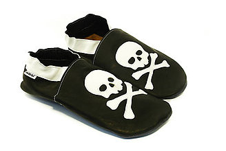 Obuv - Capačky - Také pirátske - 5632779_