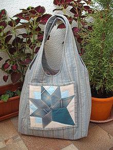 Nákupné tašky - taška Kytica - 5633309_