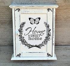 Krabičky - Home sweet home - 5632110_