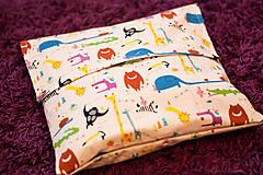 Detské doplnky - Obal na QuietBook - 5636716_