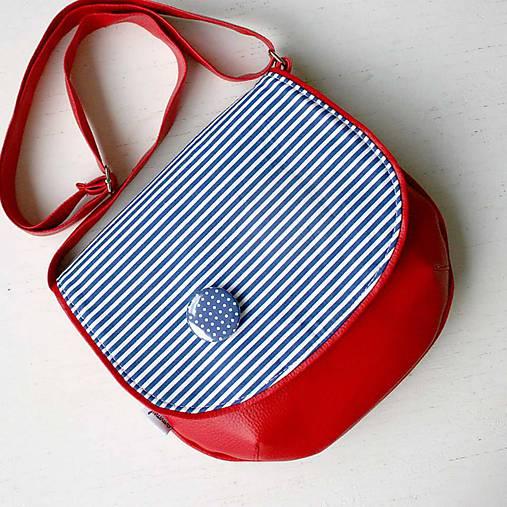 Adeline (červeno-modrá)