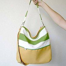 Kabelky - Florence žlto-zelená - 5636761_