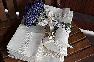 Úžitkový textil - Darované z lásky - 5639123_