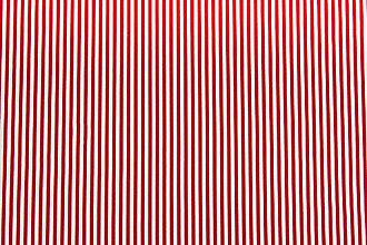 Textil - Bavlnená látka bielo červená pásiková 5 mm - 5640316_