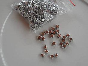 Komponenty - Medzikus-hviezdička,6x6mm - 5641689_