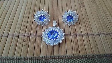 Sady šperkov - ľadová kráľovná - 5645685_