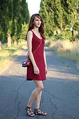 Šaty - Šaty voľného strihu.... - 5648396_