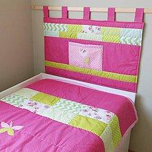 Úžitkový textil - Zástena za čelo postele Leto 100x50 - 5648527_