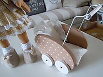 Bábiky - Renata v klobúku ... - 5647415_