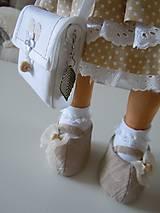 Bábiky - Renata v klobúku ... - 5647418_