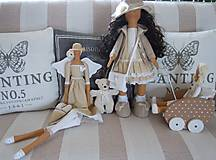 Bábiky - Renata v klobúku ... - 5647429_