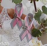 Pierka - svadobné pierko s kľúčikom pre šťastie - 5649633_