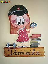 Menovka - policajtka