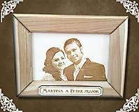 Obrazy - Spomienka na náš svadobný deň - 5648150_