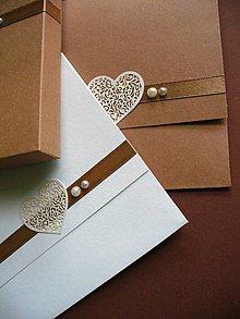 Papiernictvo - sada: obal na CD/DVD + krabička na foto, BIELA - 5649143_