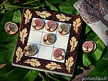 Hračky - Piškvorky z Čarovného lesa - 5653002_