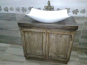 Nábytok - Stolík pod umyvadlo č. 4 - 5653811_