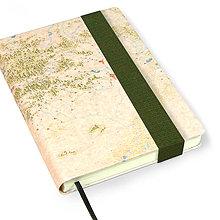 Papiernictvo - Zápisník A6 Domov - 5652075_