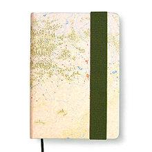 Papiernictvo - Zápisník A6 Domov - 5652076_