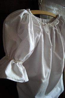 Košele - Ženská  krojová košeľa - 5657622_