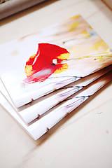 Papiernictvo - Makový zápisník A5 - 5656360_