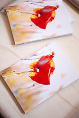 Papiernictvo - Makový zápisník A5 - 5656361_