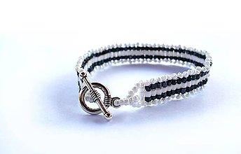 Náramky - Námornícky náramok - 5656425_