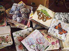 Papier - Zbierka servitiek 450 kusov - 5658244_