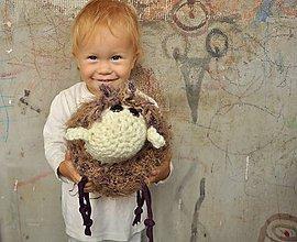 Hračky - mega ovca - 5660811_
