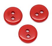 Galantéria - Plastový gombíček 9mm - 5660426_