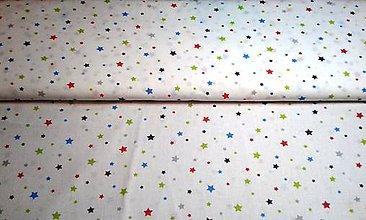Textil - Hviezdičky - 5660535_