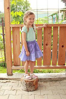Detské oblečenie - fialová - 5658517_