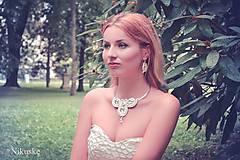 Sady šperkov - Svadba set - 5663051_