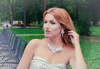 Sady šperkov - Pearl wedding - 5661501_