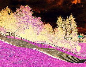 Grafika - Po schodoch, po schodoch.... - 5665740_