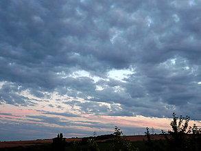 Fotografie - Obloha sa zamračila - 5665746_