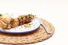 Nádoby - Trojbodkový tanier - 5665472_