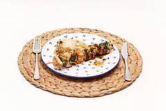 Nádoby - Trojbodkový tanier - 5665473_