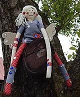 Detské doplnky - Anjelka Emily (3) - 5667390_