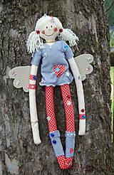 Detské doplnky - Anjelka Emily (3) - 5667394_